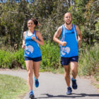 Couple in Run SInglet